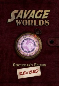Savage Worlds Gentlemen Edition